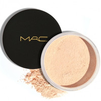 New Professional Makeup Foundation Loosed Powder Face Powder Concealer Waterproof Cosmetic 1 Box