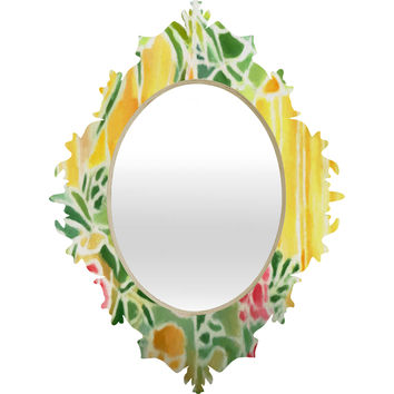 Rosie Brown Tiffany Inspired Baroque Mirror