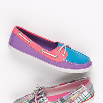 Rock & Candy Boatshoe