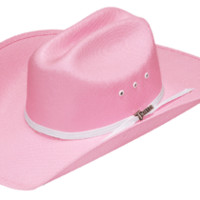 Twister Kids Sancho Cowgirl Hat Pink T7130030