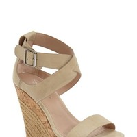 Charles by Charles David 'Adament' Wedge Sandal (Women) | Nordstrom