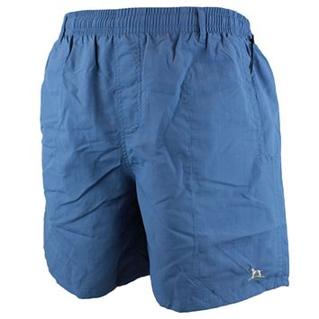 Shearwater Swim Short in Navy by Over Under Clothing