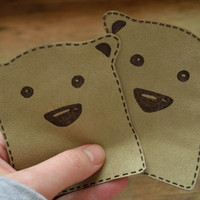 Knee pants  patches Teddy Bear sew on Leggings knees patch Clothing accessory Jeans repair Kids knees Patches appliques Kid clothing patch