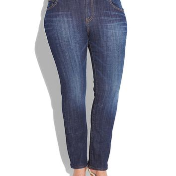 Lucky Brand Ginger Straight Womens - Fire Opal