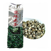 250g Hardcover Jasmine Pearls Tea Jasmine Dragon Ball Scented Tea