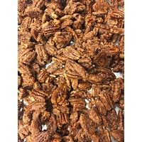 Frosted Sugar Cinnamon Pecans