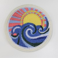 """Ocean View"" Patch"