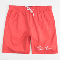 PRIMITIVE Nuevo Mens Volley Shorts