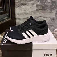 Free shipping / Adidas NEO stylish lightweight breathable sneakers