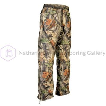 Wooden Trail Camo Rainsuit Pant Big Game Camo XXL