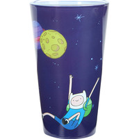 Adventure Time Floating In Space Pint Glass
