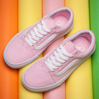 Vans Light powder classic low back casual shoes