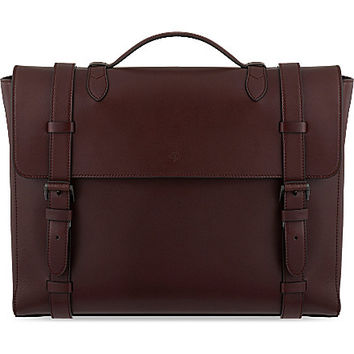 MULBERRY - Somerton leather holdall | Selfridges.com