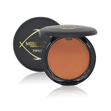 Face Makeup Loose Pressed Powder Gentle Gloss Palette Contour Professional Concealer Foundation Waterproof Cosmetics With Puff