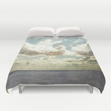 I´m lost Duvet Cover by HappyMelvin