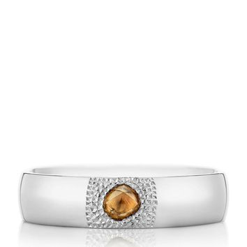 De Beers Medium White Gold Talisman You And Me Ring | Harrods.com