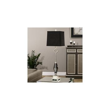 Uttermost Cervasca 38'' H Buffet Table Lamp with Square Shade