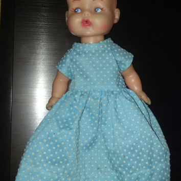 Vintage Doll, Lorrie Doll, Baby Doll