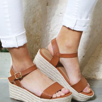 The Lindsay Wedge | Monday Dress Boutique