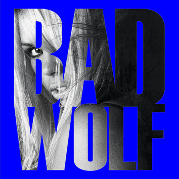 """Dr. Who """"Bad Wolf"""" T-Shirt"""