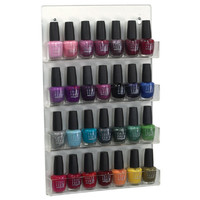 Top Performance Acrylic Nail Polish Display Clear