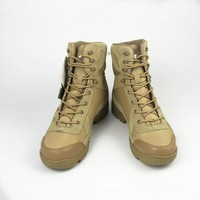 Men's Special Forces Desert  Sand Military Boots
