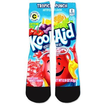Tropical Punch Socks