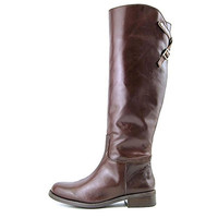 Vince Camuto Womens Leather Riding Boots