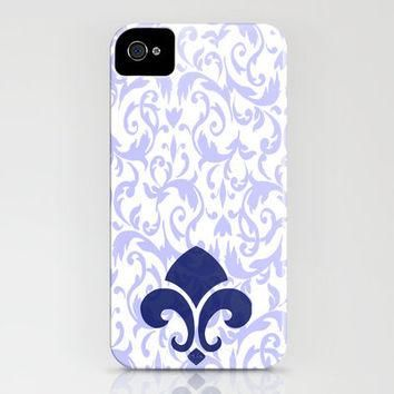 Fleur iPhone Case by Jordan Virden | Society6