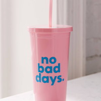 ban.do No Bad Days Sip Tumbler | Urban Outfitters