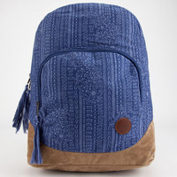 Roxy Lately Backpack Blue Combo One Size For Women 22927724901