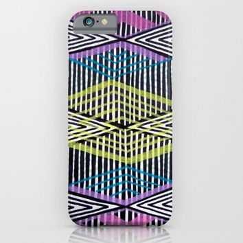 RIZE iPhone & iPod Case by KATE KOSEK