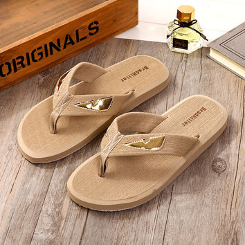 Summer Design Shoes Men Rubber Soft Stylish Sandals [10210885196]