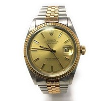 Rolex Datejust swiss-automatic mens Watch