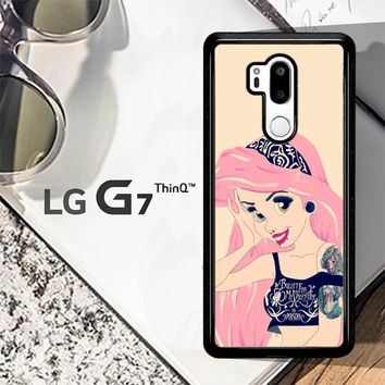 Ariel Punk R0277 LG G7 ThinQ Case