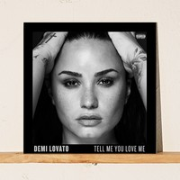 Demi Lovato - Tell Me You Love Me LP | Urban Outfitters