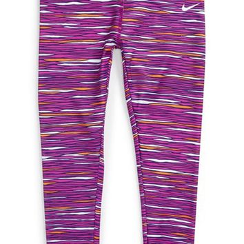 Nike Print Dri-FIT Tights (Toddler Girls & Little Girls) | Nordstrom