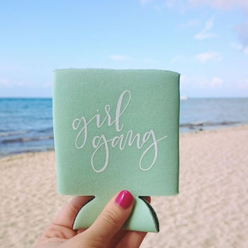 Girl Gang Koozie