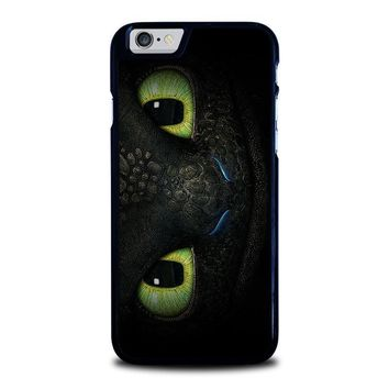 toothless how to train your dragon iphone 6 6s case cover  number 1