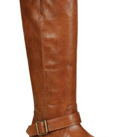Walk The Line Boots - Tan