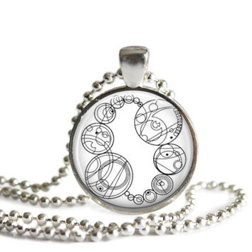 Doctor Who The Master's Seal Necklace