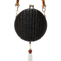New Lizzy Wicker Bag | Moda Operandi