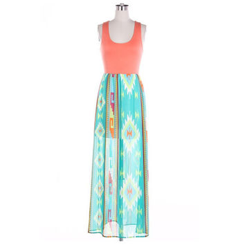 Tank Top Maxi Dress Photo Album - Reikian