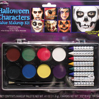 Face Painting Makeup Kit