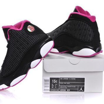 Tagre™ Nike Jordan Kids Air Jordan 13 Retro 439358-029 Kids Sneaker Shoe US 11C - 3Y