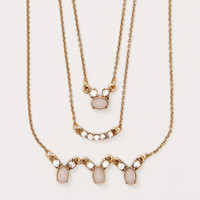Delicate Layered Necklace Set