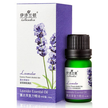 Isilandon Lavender Essential Oil Skin Treatment