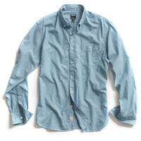 Indigo Dot Selvedge Shirt