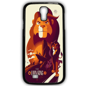The Lion King Samsung Galaxy Note 3 4 Galaxy S3 S4 S5 S6Case