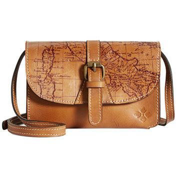 Patricia Nash Signature Map Torri Crossbody | macys.com
